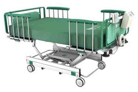 Benmor Medical Aurum+ Bariatric Bed image
