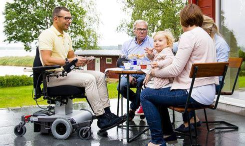 Eurovema powerchairs image