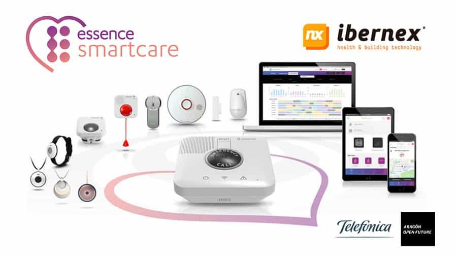 Essence SmartCare Ibernex Challenge image