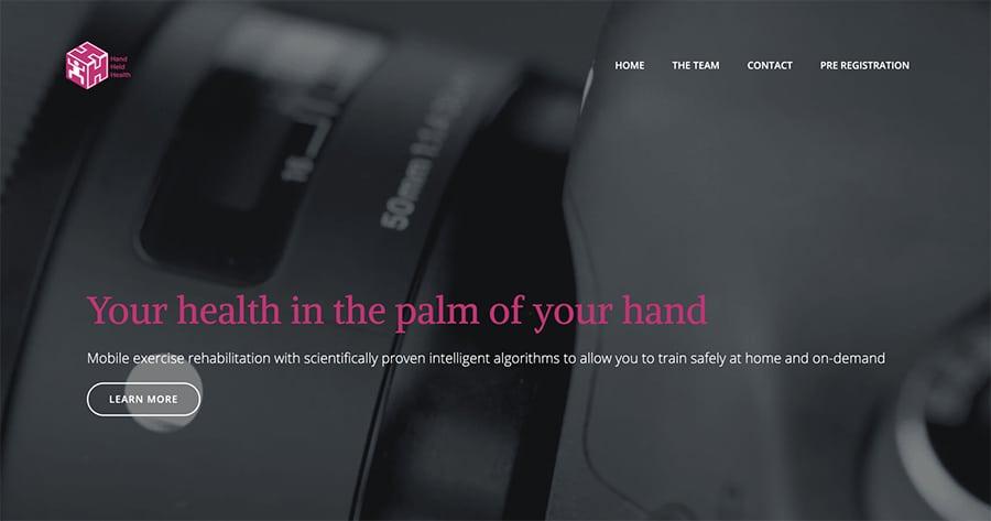 Netsells rehabilitation app image