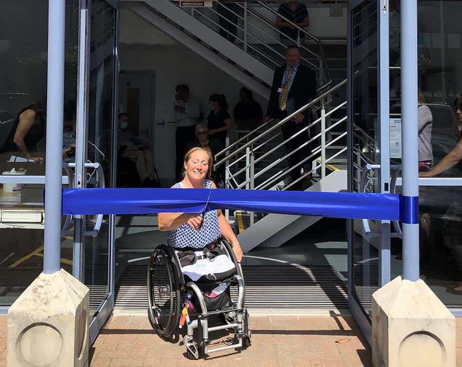 Surrey Wheelchair Service image