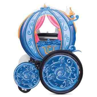 Disney Cinderella's Coach Wheelchair Cover Set image