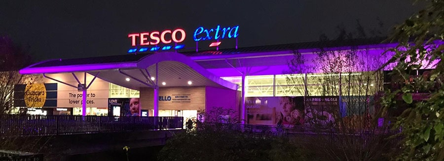 Tesco Changing Places image