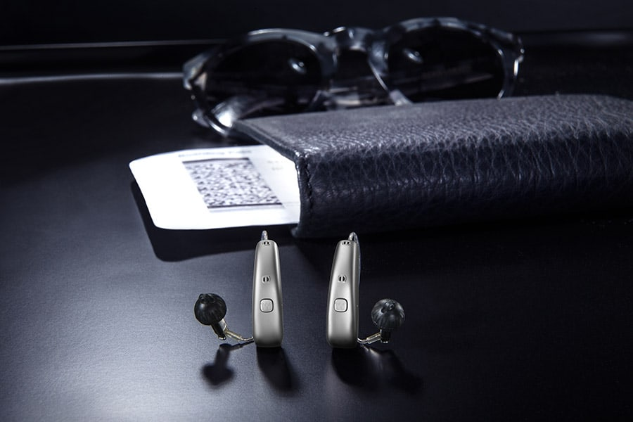 Widex hearing aids image