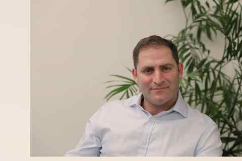 Tsachi Moshinsky, UK Director at OrCam Technologies image