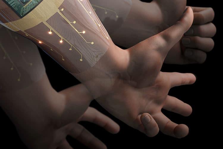UC Berkerley researchers create assistive device image