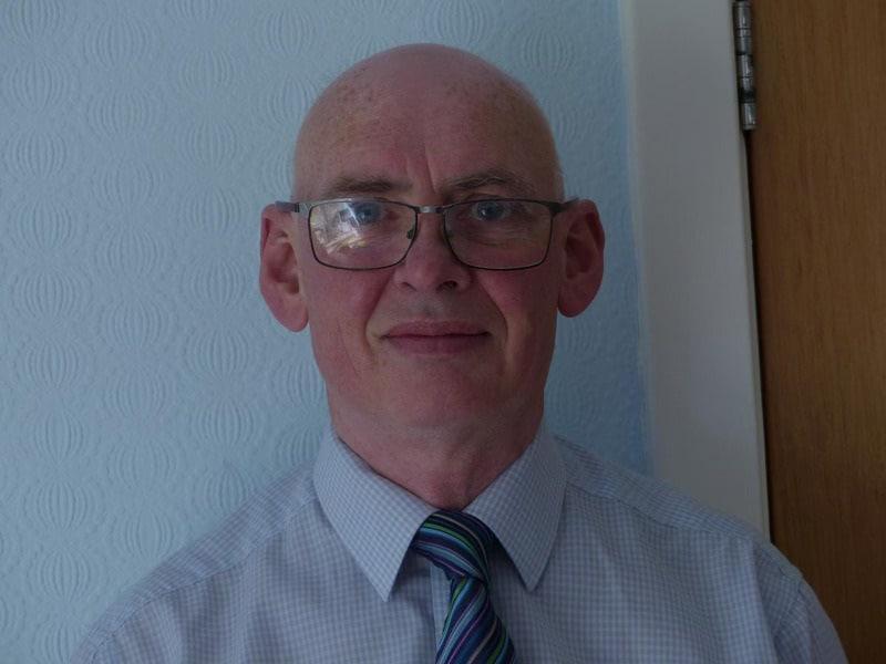Paul Charlton, Senior Orthotist at Peacocks Medical Group image
