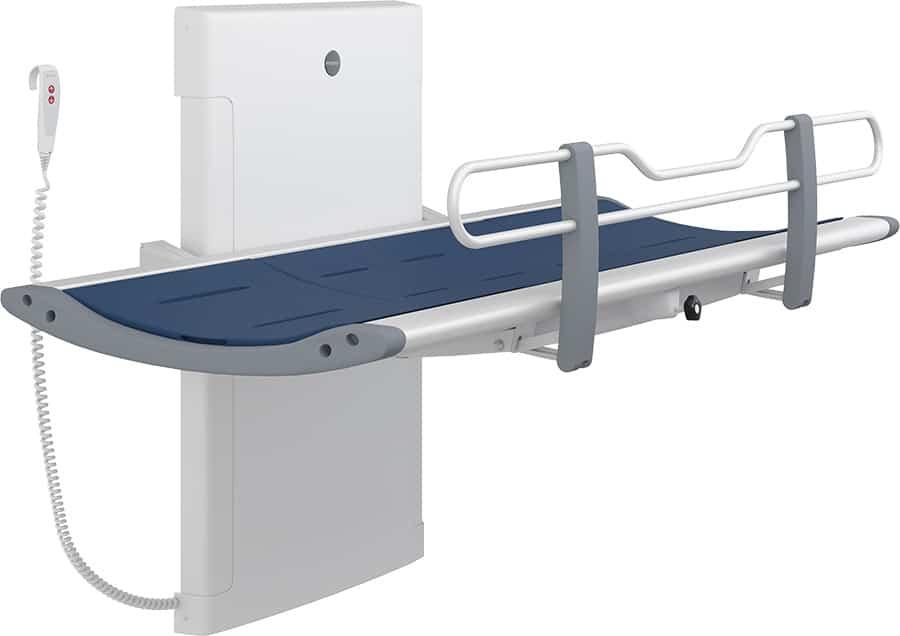 Pressalit Shower Change Table 3000 image