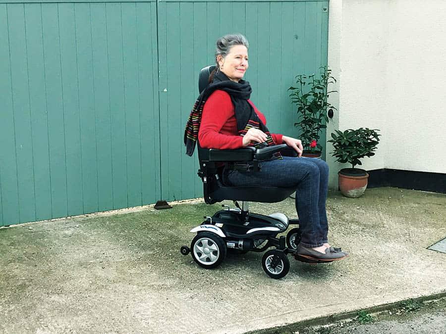 Electric Mobility Razoo powerchair image