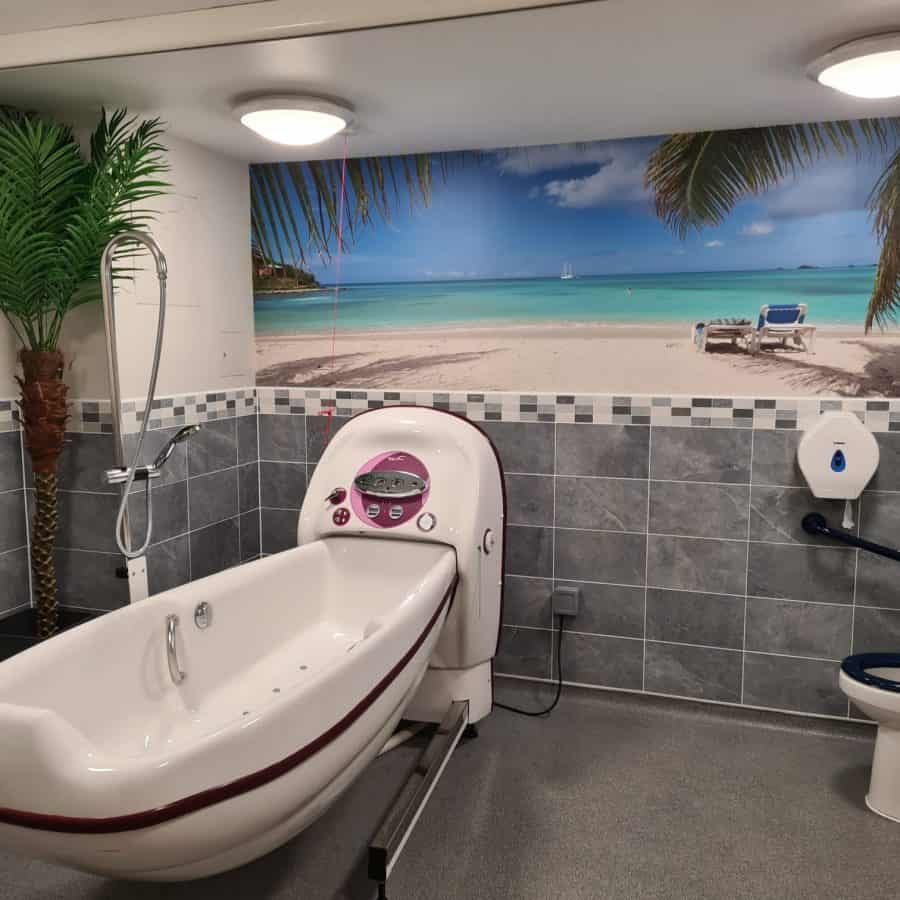 Reval spa baths image