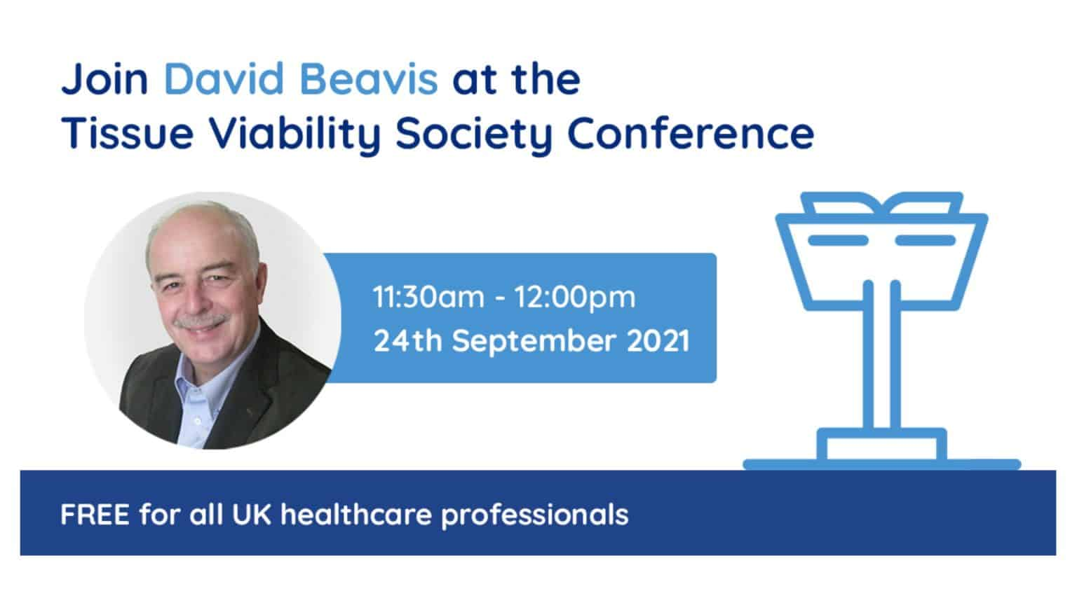 David Beavis TVS Conference 2021 image