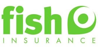 Fish Insurance logo for job