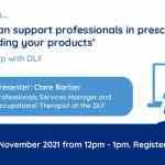 BHTA presents - DLF ProAssist webinar image
