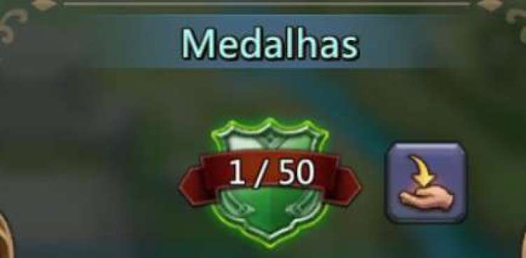 Medalhas Lords Mobile