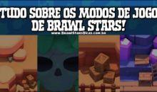 Modos de jogo: Brawl Stars