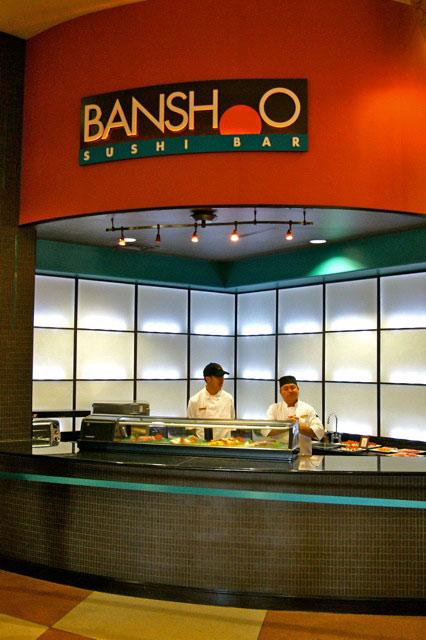 Banshoo Sushi bar