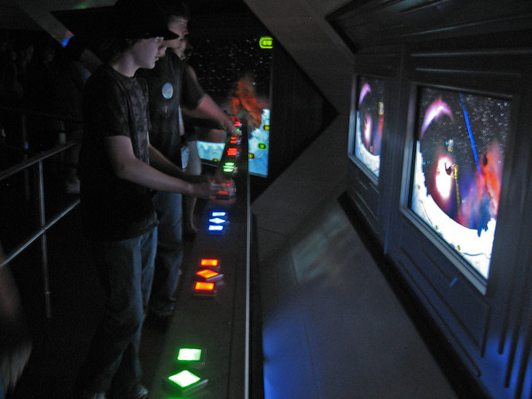 Jogos Fila Space Mountain