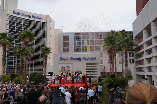 The Walt Disney Pavilion at Florida Hospital for Children ...