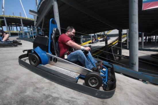 Go-kart, Fun Spot USA, Fun Spot