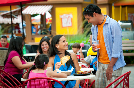 Viva la Musica, SeaWorld Orlando, Latin, food, music