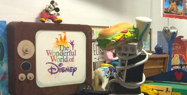 Disneyana show