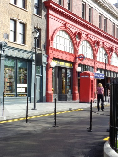 London waterfront diagon alley universal orlando