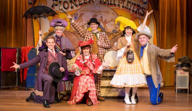 Hoop De Do Musical Revue 40th anniversary