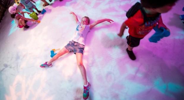 frozen summer fun disney's hollywood studios