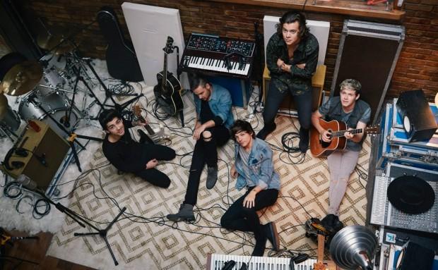 One Direction at Universal Orlando