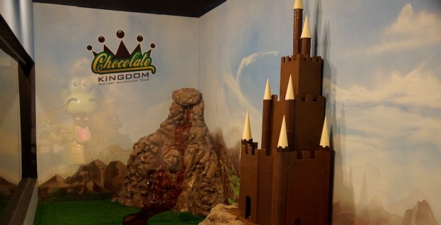 chocolate kingdom sculptures