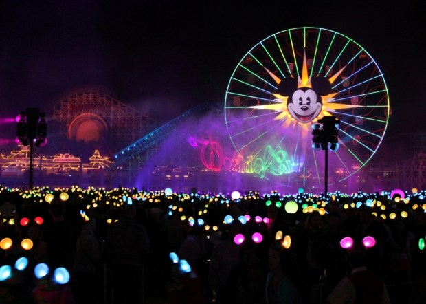 World of Color reopens