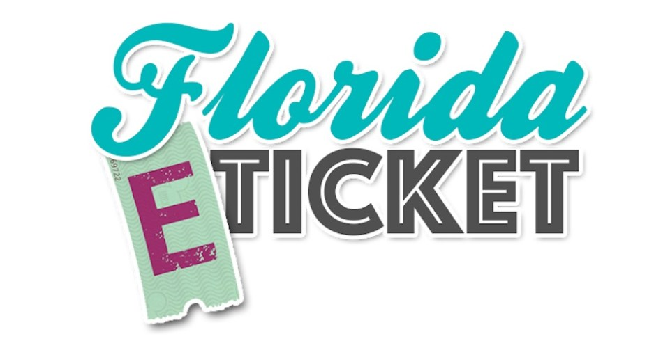 Florida E-ticket logo