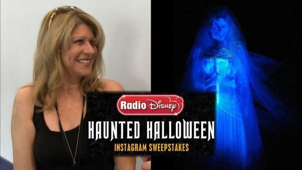 Radio Disney Haunted Halloween Mansion Kat Cressida