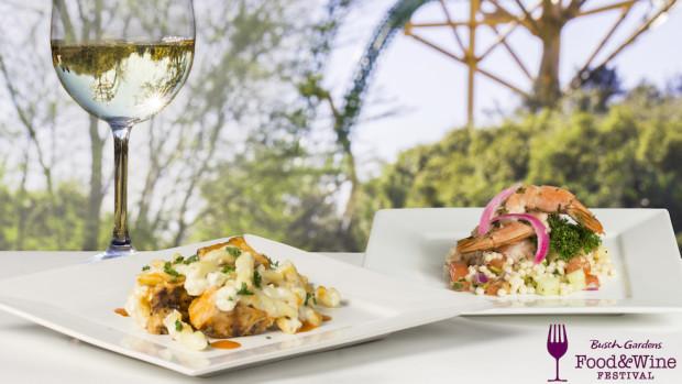 2016 Busch Gardens Food and Wine Festival