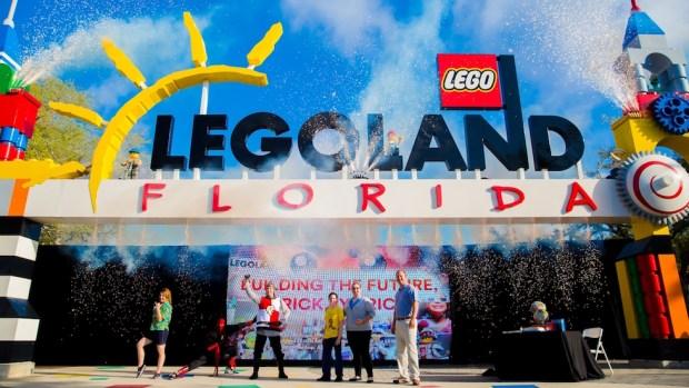 legoland florida resort 2016 announcements