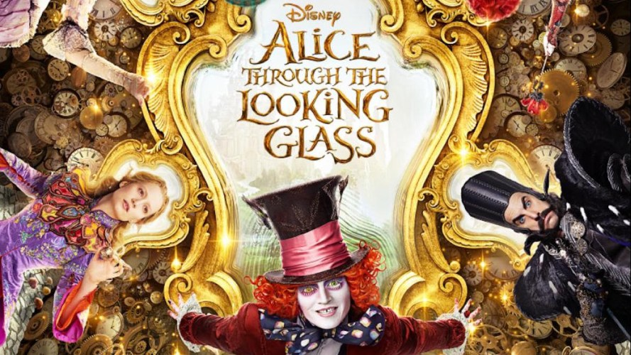 Alice through the looking glass preview