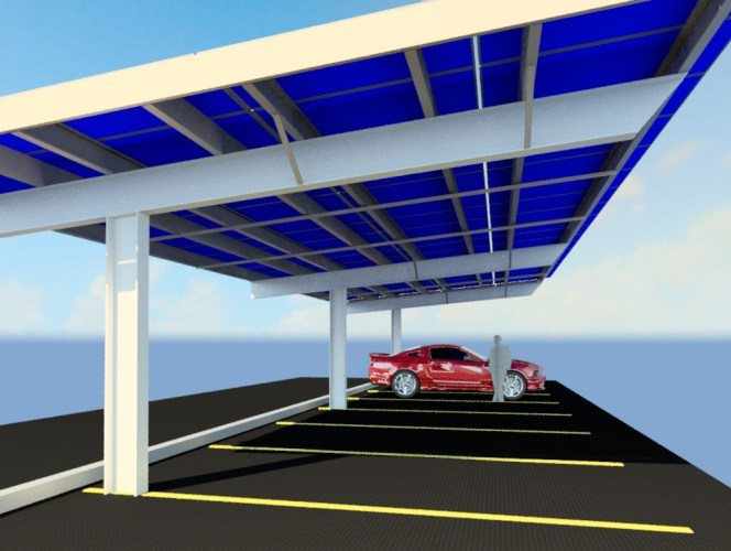 Legoland Florida solar energy
