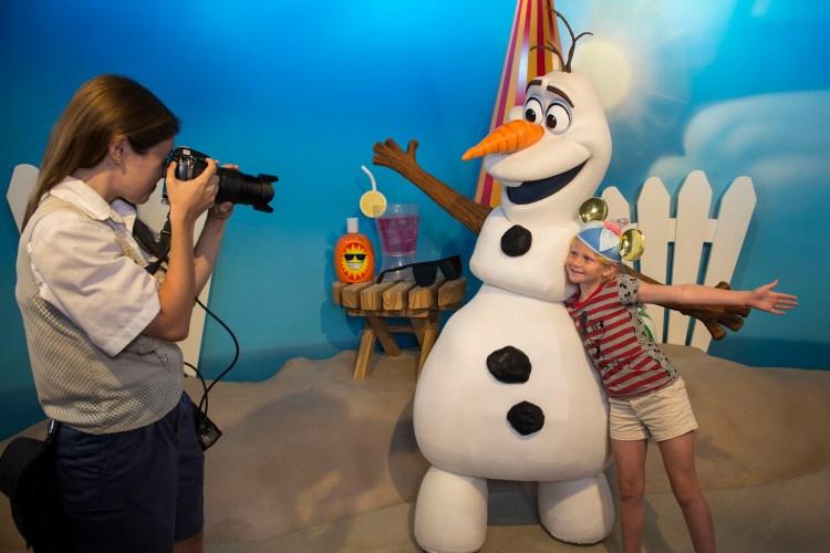 Olaf Celebrity Spotlight