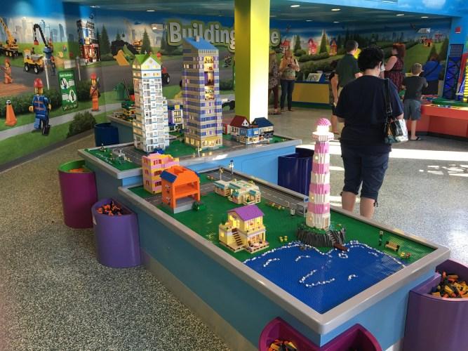 Imagination Zone Nexo Knights Legoland Florida