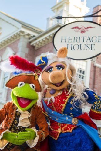 Magic Kingdom Muppets live show