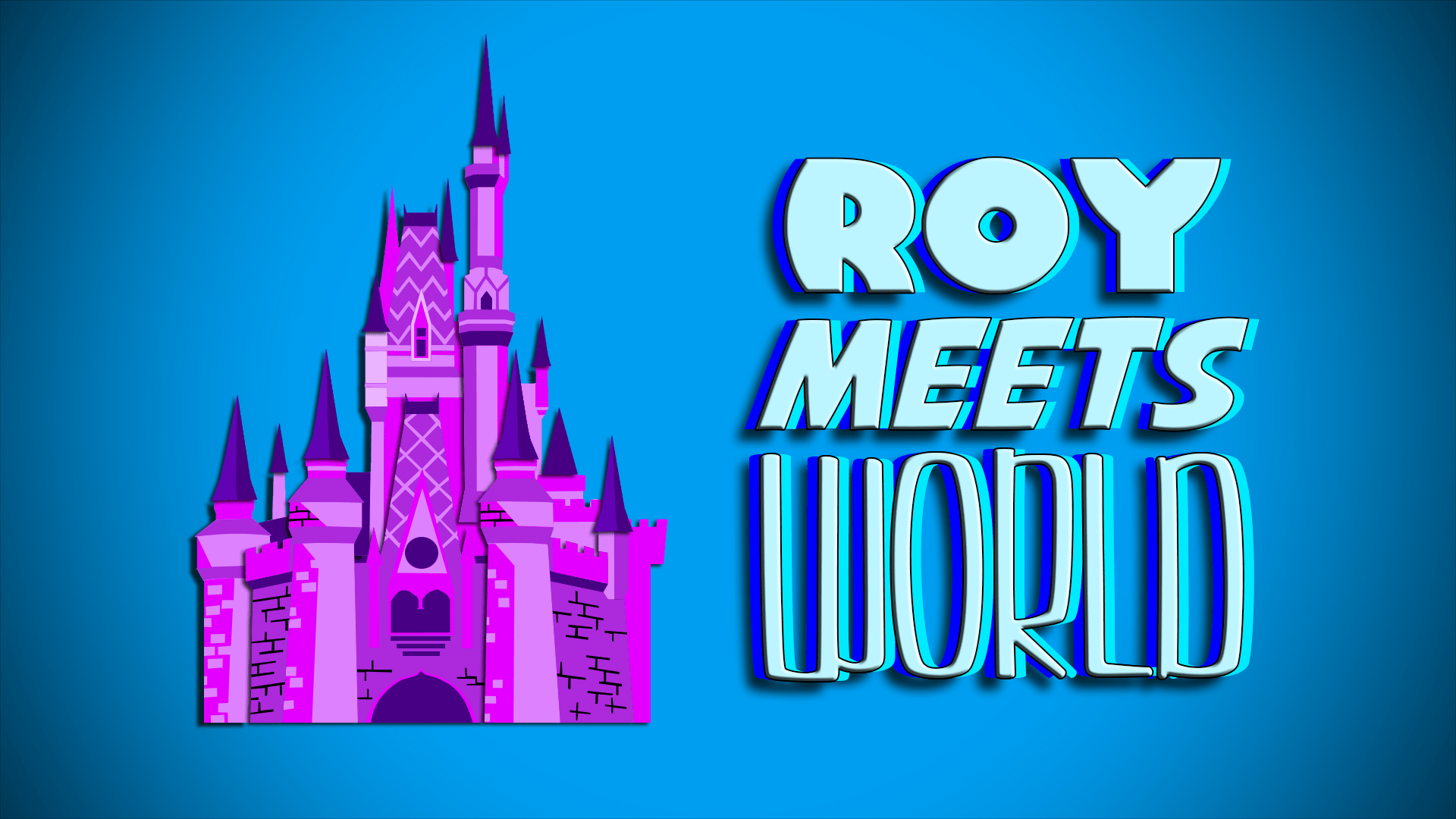 roy meets world