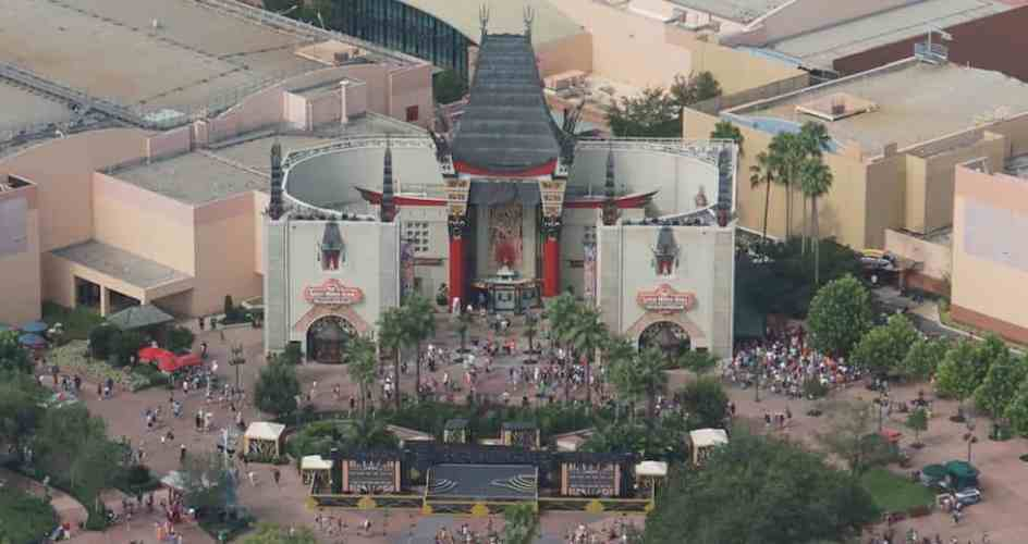 chinese theater at DHS