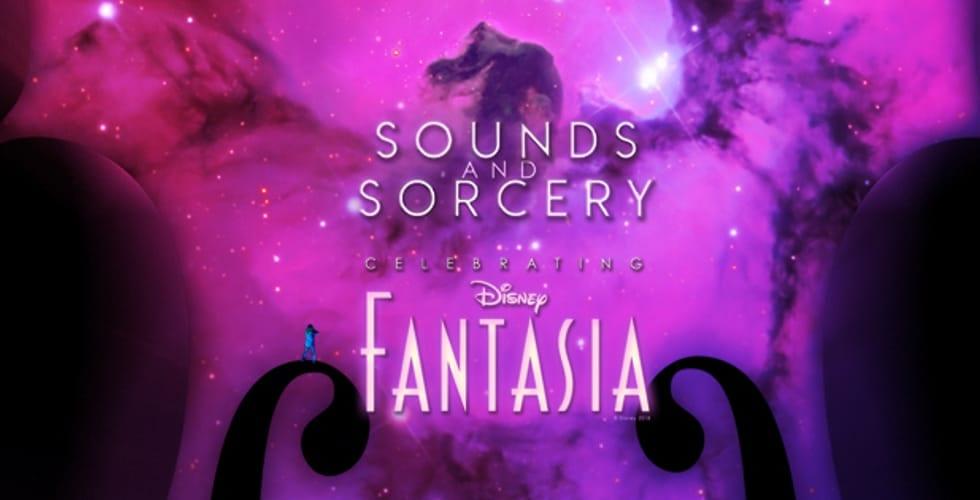 Sounds and Sorcery celebrating Fantasia
