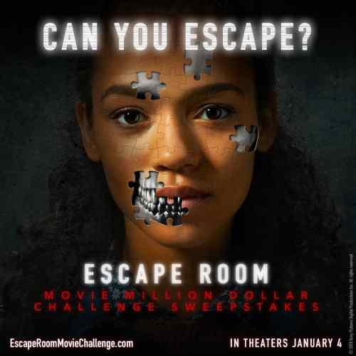 Escape Room movie $1,000,000