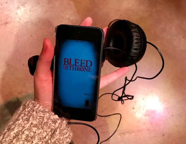 bleed for the throne listening device