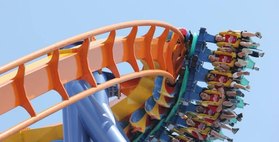 coasting for kids coaster