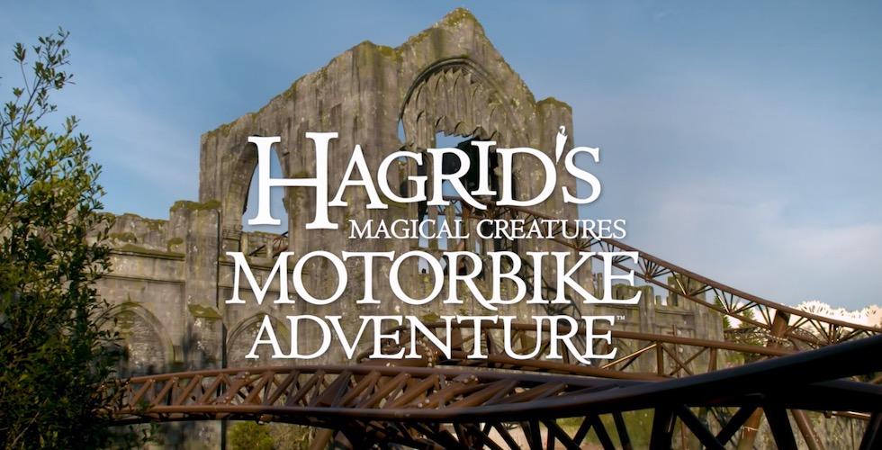 hagrid's magical creatures