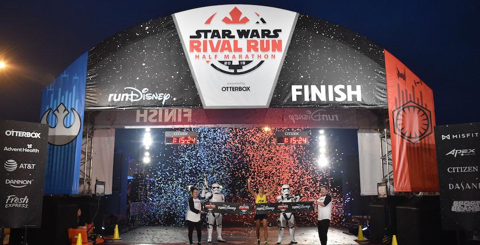 star wars rival run