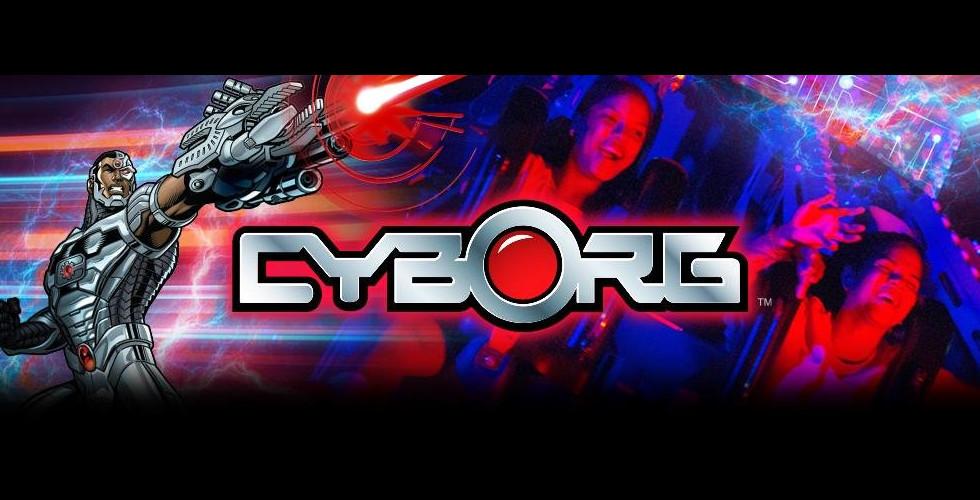 cyborg hyper drive six flags new england