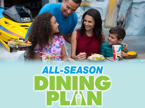 SeaWorld All-Season Dining